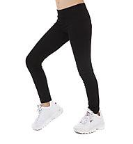 Get Fit Tight - pantaloni lunghi - bambina, Black