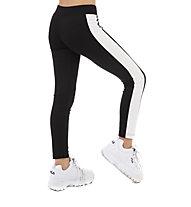 Get Fit Tight Fascia - Hose lang - Mädchen, Black/White