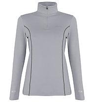 Get Fit Top - maglia a maniche lunghe running - donna, Grey