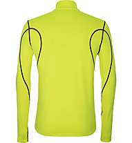 Get Fit Top - maglia a maniche lunghe running - uomo, Yellow