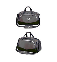 Get Fit Travel Bag Small 28 x 45 x 25 - Borsa fitness piccola, Grey/Black