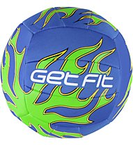 Get Fit Volley Ball Jerseyprene, Blue/Green
