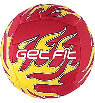 Get Fit Volley Ball Jerseyprene, Red/Yellow