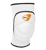 Get Fit Volley Knee Pad, White