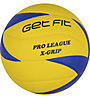 Get Fit Volley X-Grip - Volleyball, Violet/Yellow