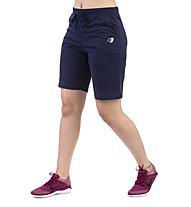 Get Fit W Short Pant - pantaloncini fitness - donna, Blue
