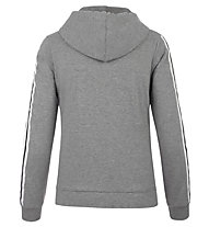 Get Fit W Sweater Full Zip Hoody - Trainingsjacke - Damen, Grey