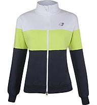 Get Fit Woman Suit Color Block - Trainingsanzug - Damen, White/Green