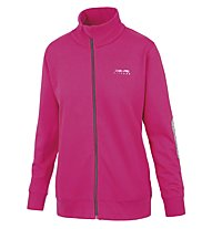 Get Fit Woman Sweater Full Zip - giacca felpa donna, Fuchsia