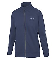 Get Fit Woman Sweater Full Zip - giacca felpa donna, Navy
