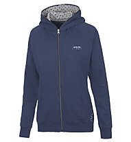 Get Fit Woman Sweater Full Zip Hoody - Kapuzenjacke Damen, Navy