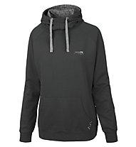 Get Fit Woman Sweater With Hood - felpa con cappuccio donna, Black
