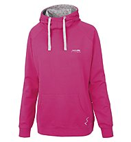Get Fit Woman Sweater With Hoody - Kapuzenpullover Damen, Fuchsia