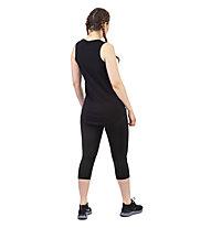 Get Fit Over - top fitness - donna, Black