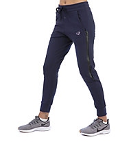 Get Fit Rib Botton - pantaloni fitness - donna, Blue
