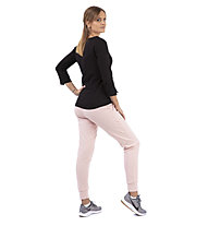 Get Fit Rib Botton - pantaloni fitness - donna, Pink