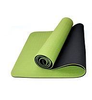 Get Fit Yoga Mat Premium TPE - Yogamatte, Green