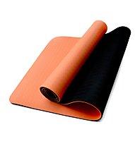 Get Fit Yoga Mat Premium TPE - Yogamatte, Orange