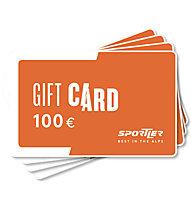 SPORTLER Gift Card 100€ x 10, Voucher EUR