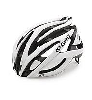 Giro Atmos II - Casco bici, Matte White/Black