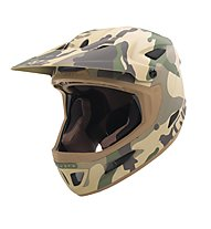 Giro Cipher, Matte Green Camo