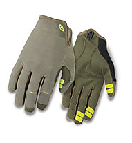Giro DND (Down and Dirty) MTB-Fahrradhandschuhe, Milspec/Hi Yellow