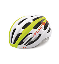 Giro Foray, Matte White/Lime Flame