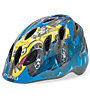 Giro Spree - Casco bici, Blue Monstertrucks