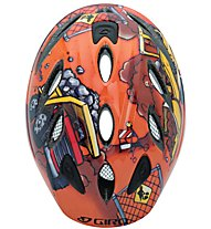 Giro Spree - Casco bici, Orange Construction