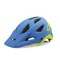 Giro Montaro Mips MTB-Radhelm, Matte Blue/Lime