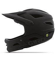 Giro Swithcblade Mips - MTB Downhill Radhelm, Black