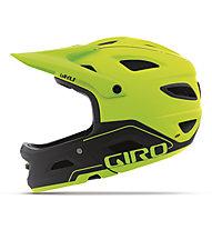 Giro Swithcblade Mips MTB/Downhill-Radhelm, Matte Lime Black