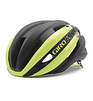 Giro Synthe - casco bici, Yellow/Black