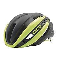 Giro Synthe - Casco bici, Highlight Yellow/Matte Black