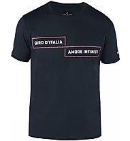 Navigare Giro d'Italia - T-Shirt - Herren, Blue