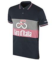 Navigare Giro d'Italia 2019 - polo - uomo, Blue/Grey/Pink