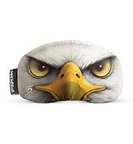Gogglesoc Gogglesoc - Schutzüberzug für Skibrillen, White/Yellow