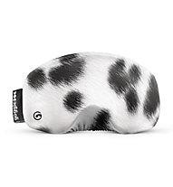 Gogglesoc Gogglesoc - protezione per maschera sci, White/Dark Grey