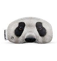 Gogglesoc Gogglesoc - Schutzüberzug für Skibrillen, White/Light Grey/Black
