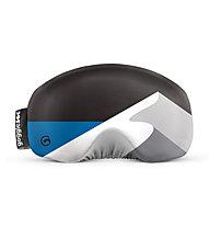 Gogglesoc Gogglesoc - protezione per maschera sci, Black/Blue/White