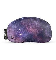 Gogglesoc Gogglesoc - Schutzüberzug für Skibrillen, Purple/Blue