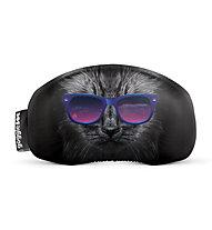 Gogglesoc Gogglesoc - Schutzüberzug für Skibrillen, Black/Grey/Blue