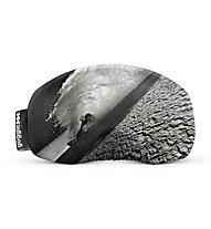 Gogglesoc Gogglesoc - Schutzüberzug für Skibrillen, Grey/Light Grey