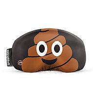 Gogglesoc Gogglesoc - Schutzüberzug für Skibrillen, Brown/Dark Brown