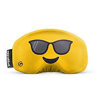 Gogglesoc Gogglesoc - Schutzüberzug für Skibrillen, Yellow/Black