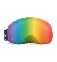 Gogglesoc Gogglesoc - Schutzüberzug für Skibrillen, Rainbow