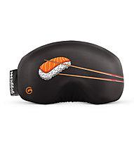 Gogglesoc Gogglesoc - Schutzüberzug für Skibrillen, Black/Orange