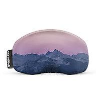 Gogglesoc Gogglesoc - Schutzüberzug für Skibrillen, Purple/Dark Blue