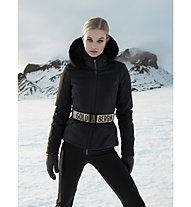 Goldbergh Hida - Skijacke - Damen, Black