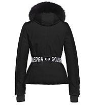 Goldbergh Hida - giacca da sci - donna, Black
